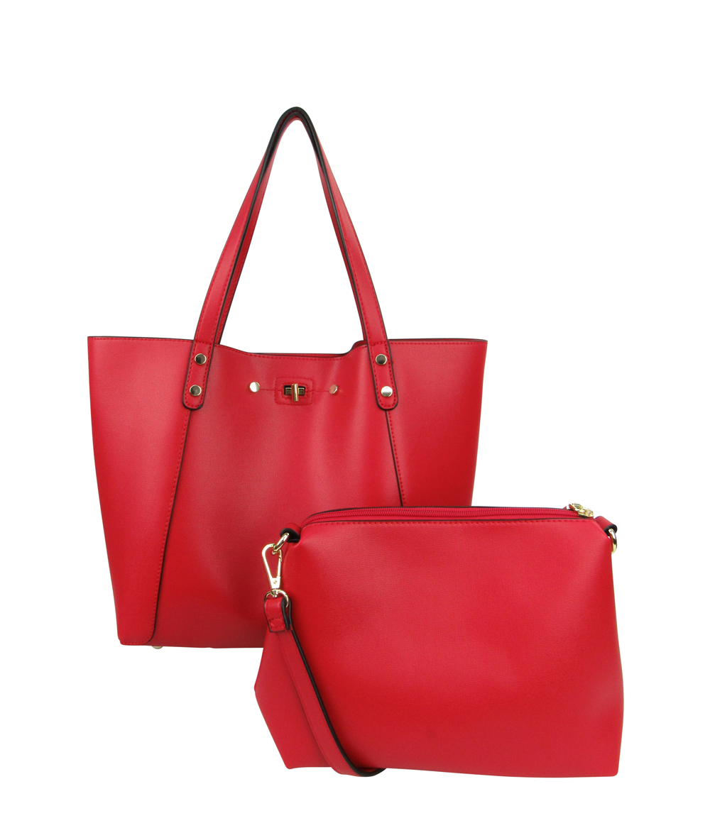 58827 - Wholesale 2-in-1 Tote Shoulder Bag
