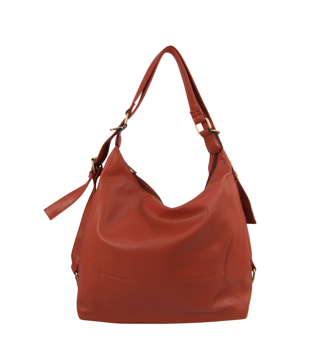 7253 Whole Convertible Hobo To Backpack Purse