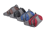 185- Wholesale Canvas Fanny Pack 10 Piece Bundle