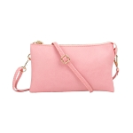 28949 - Wholesale Multi-compartment Cross-body Clutch