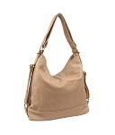 7272 - Wholesale Convertible Hobo to Backpack Shoulder Bag