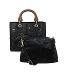 78826 - Wholesale Palm Designed 2-in-1 Tote Handbag