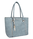 9324 - Wholesale Diamond-Embossed Tote