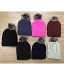 HW2910 - Wholesale Knit Winter Hat