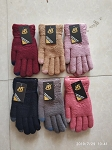 HW3040 - Wholesale Touch Screen Fleeced Gloves