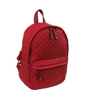 28958 - Wholesale Quilted Fashion Backpack