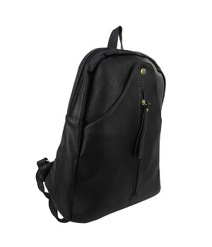 7291 - Wholesale Fashion Backpack with Snap Pocket