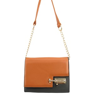 7318-Cross-body With Lock