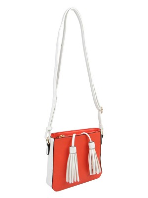 7322-Wholesale Tassel Cross-body Handbag