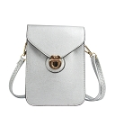 28950 - Wholesale Cell Phone Cross-body with Front Flap