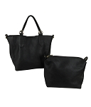 58820 - Wholesale 2-in-1 Convertible Mini Tote to Bucket Bag