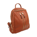 58829- Front Zip Fashion Backpack