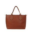 7219 - Wholesale Studded Tote Handbag with Shoulder Strap