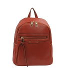 7287 - Wholesale Fashion Backpack with Front Pocket