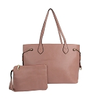 7352 - Wholesale Classic 2 In 1 Tote Bag