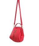7903-Wholesale Convertible Backpack to Cross Body Purse