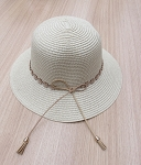 39099-9 - Wholesale Ladies' Summer Straw Hat