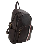 9312 - Wholesale Twist Closure Backpack