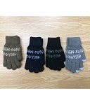 HW2953 - Wholesale Man Gloves With Touch Tips