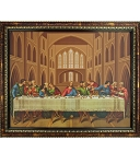 LSB 02 -Wholesale Canvas Painting of The Last Supper (Medium)