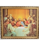 LSY 01-Wholesale Canvas Painting of The Last Supper (Small Size)