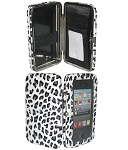 V005-2 Wholesale Cheetah Print iPhone 4/4s Case