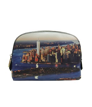 18811 - Wholesale 2-in-1 Makeup Bag
