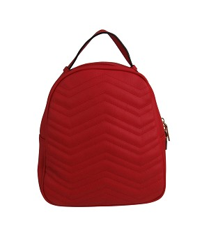 28969- Wholesale Fashionable Quilted Backpack