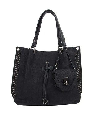 38838- Wholesale Studded Handbag