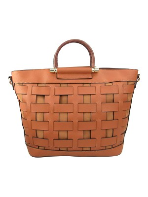 58837-Wholesale Weaved Satchel