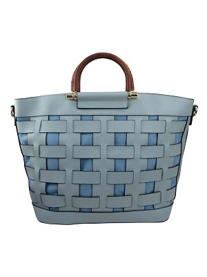 58837-Weaved Satchel