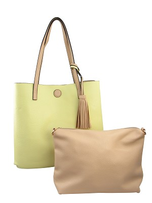 58843- Wholesale Reversible Tote Bag