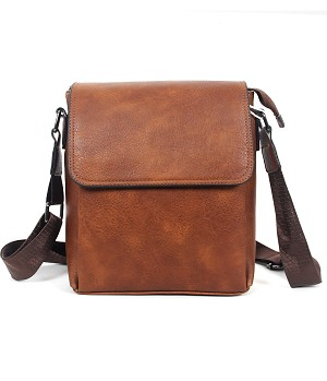 7349- Wholesale Men Messenger Crossbody Bag