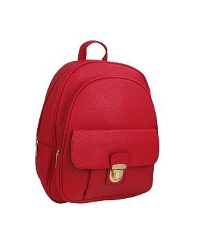 7701 - Wholesale Fashion Backpack with Front Flip Pocket