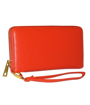 9827-1 - Wholesale Single Zipper Wallet