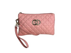 9868 - Wholesale Multi-compartment Cross-body Clutch