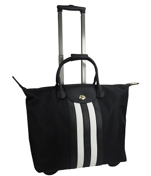 AR0883 - Wholesale Carry-On Rolling Travel Luggage Bag