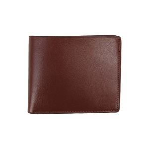321 - Wholesale Men's Slim Leather Bifold Wallet